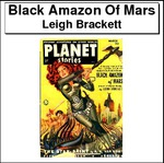 Black Amazon Of Mars Thumbnail Image