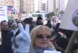 Still frame from: War Resisters in Toronto March 17, 2007