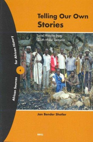 Download Telling our own stories