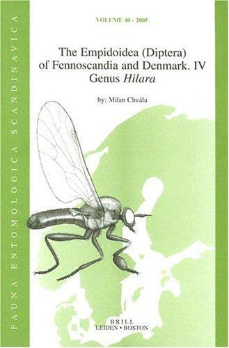 The Empidoidea (Diptera) of Fennoscandia and Denmark.