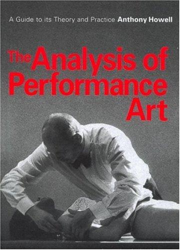 Download Analysis of Performance Art