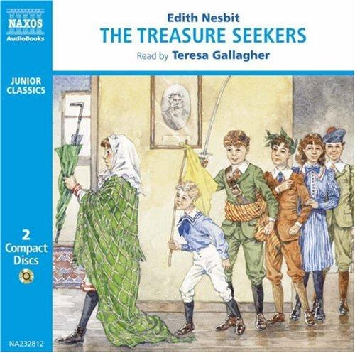 The Treasure Seekers (Junior Classics)