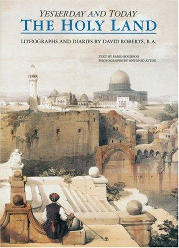 The Holy Land by David Roberts