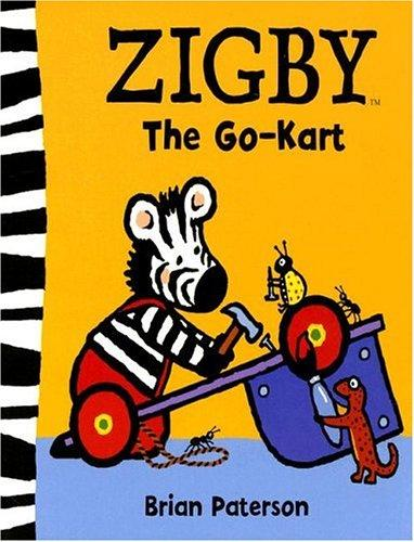 The Go-Kart (Zigby) by Brian Paterson