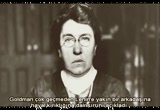 Still frame from: Emma Goldman - An Exceedingly Dangerous Woman