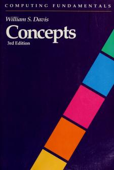 Cover of: Computing fundamentals | Davis, William S.