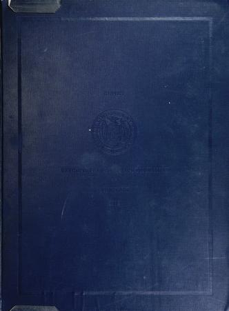 Cover of: Present sanitary condition of New York harbor and the degree of cleanness which is necessary and sufficient for the water.