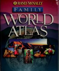 Cover of: Family World Atlas | Rand McNally