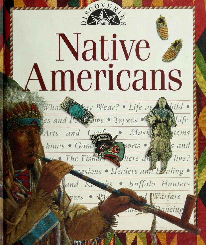 Native Americans (Discoveries) by Judith Simpson