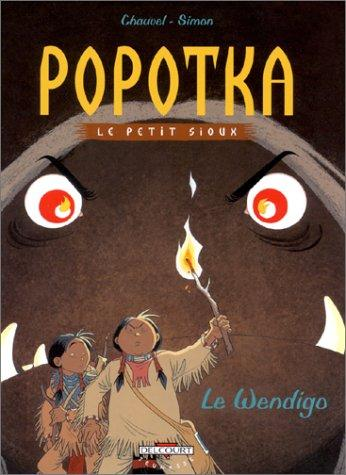 Popotka, le petit sioux, tome 2  by David Chauvel, Fred Simon