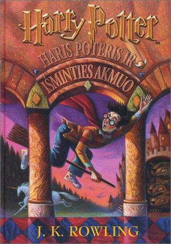 Haris Poteris ir Isminties Akmuo (Lithuanian edition of Harry Potter and the Sorcerer's Stone) by J. K. Rowling